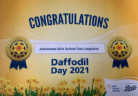 Supporting Daffodil Day
