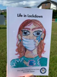 Life in lockdown book launch
